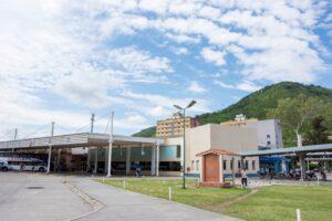 サルタのバスターミナル