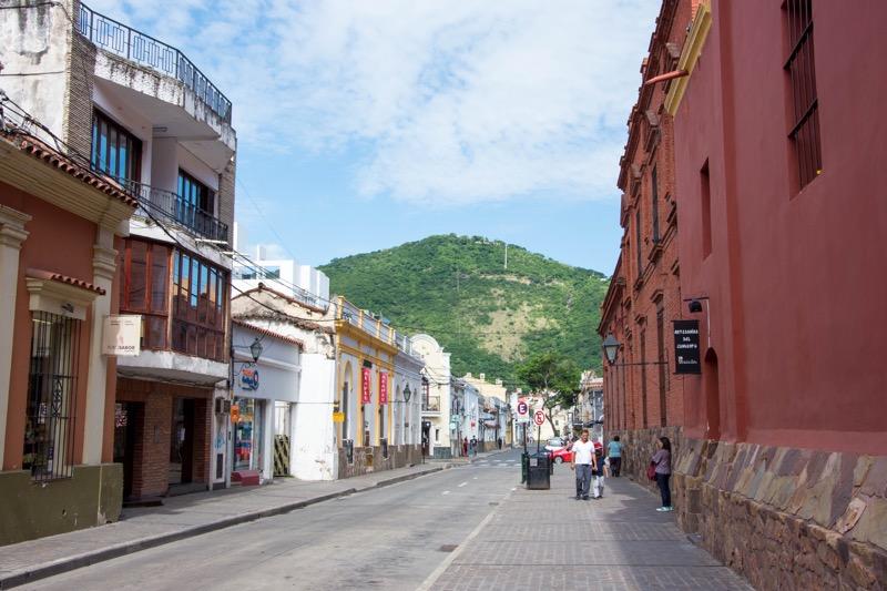 サルタの街並み