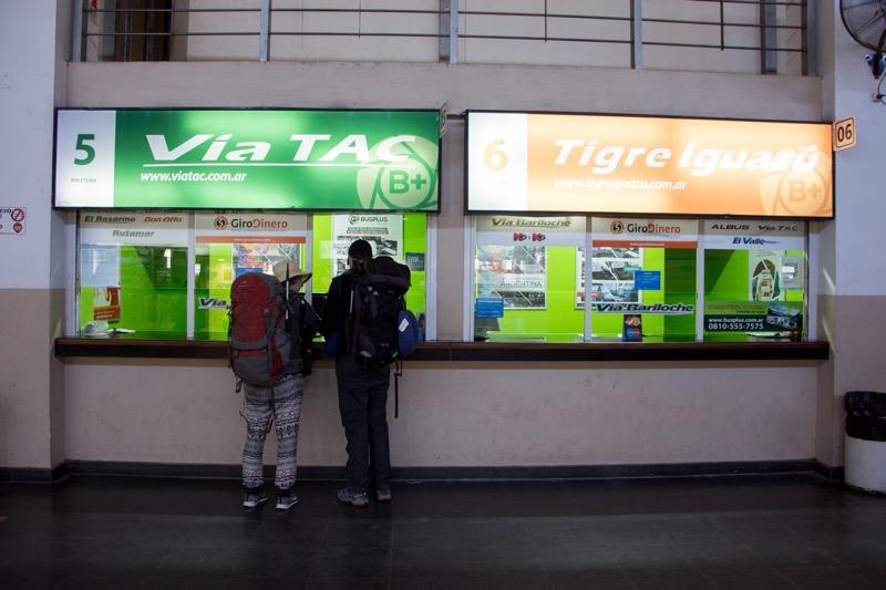 サルタ|クロリンダ行きバス会社