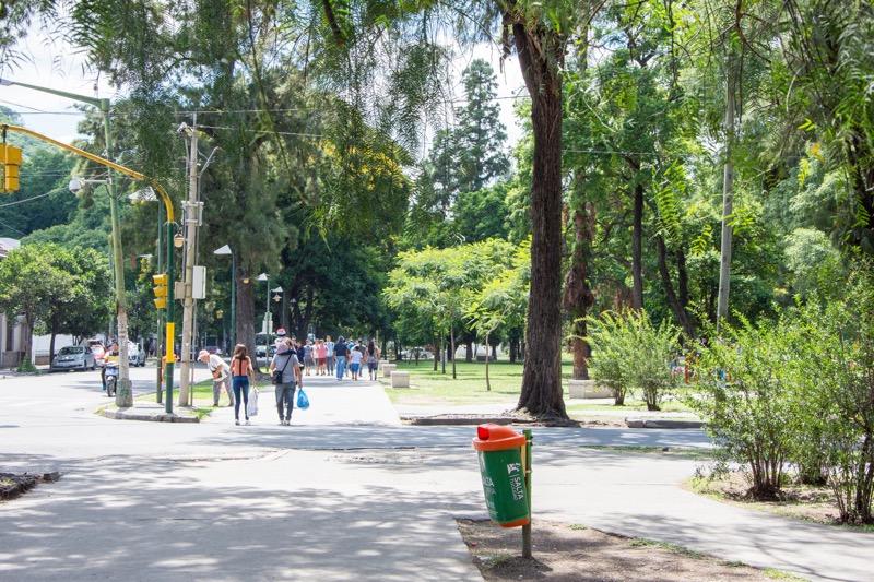 サルタの公園