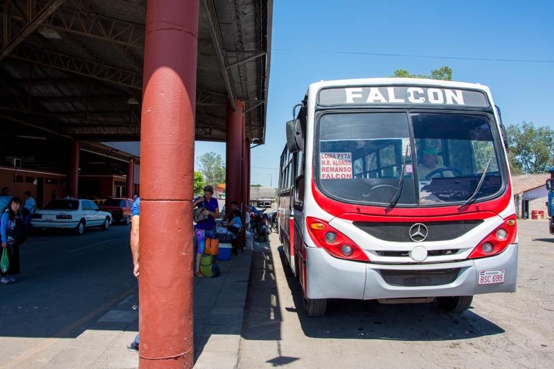 パラグアイ|国境→アスンシオン市内