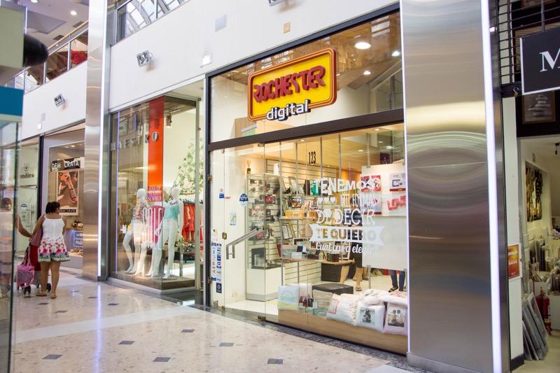 アスンシオン|ショッピングセンター「デルソル」