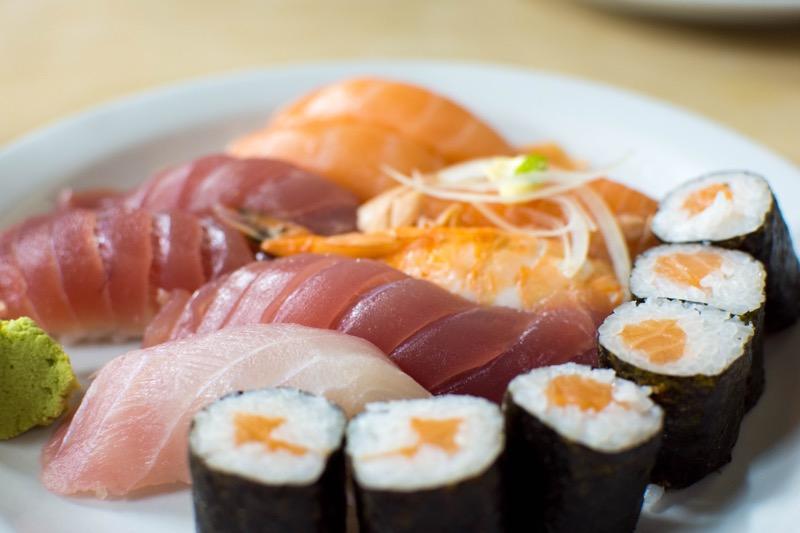 イグアス居住区|寿司