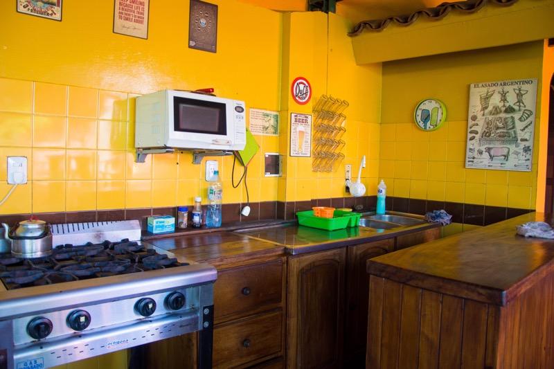 プエルト・イグアスの安宿「Hostel Iguazu Falls」