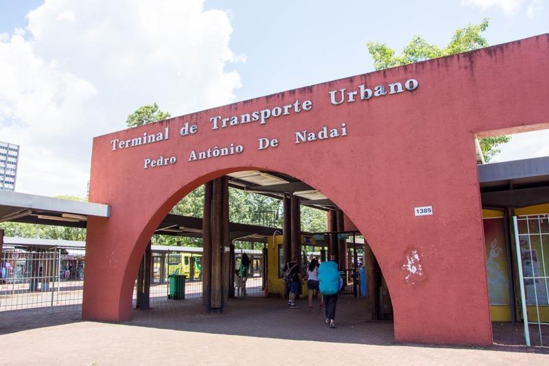 フォス・ド・イグアス|市内バスターミナル