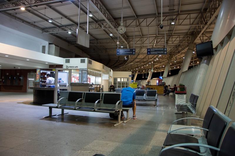 カンポ・グランジ|バスターミナル