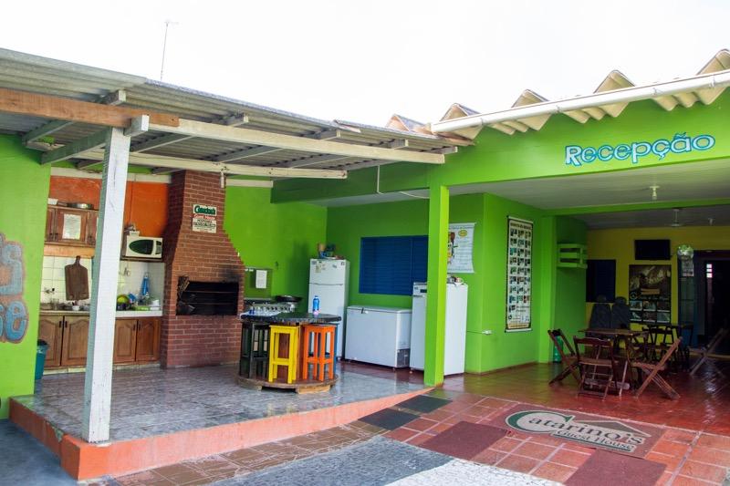 ボニートの安宿「Catarino's Guest House」