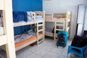 サンパウロの安宿「Olah Hostel」