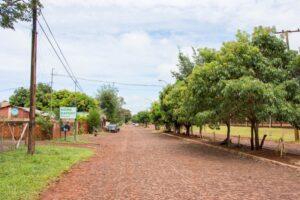 イグアス居住区の街並み