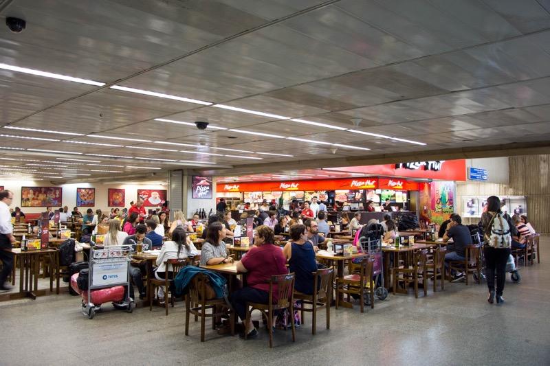 サンパウロ|グアルーリョス国際空港