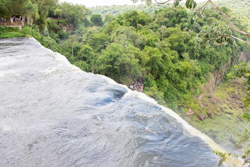 イグアスの滝