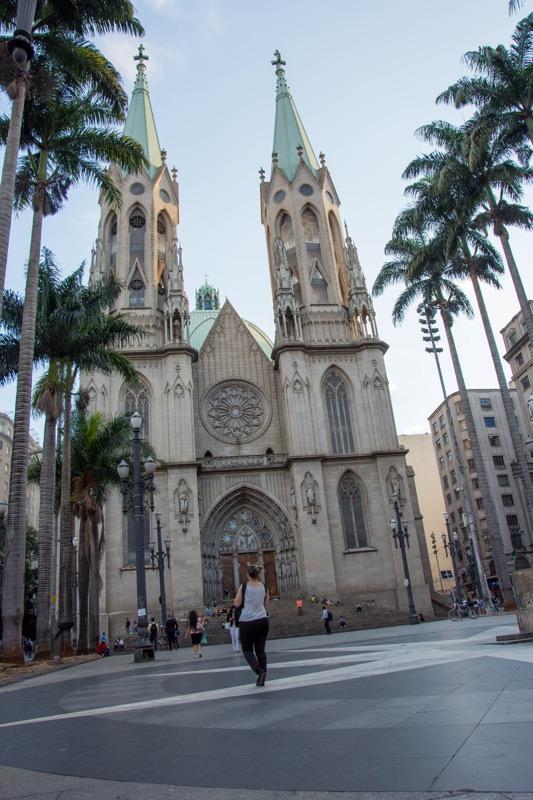 サンパウロ|セー広場