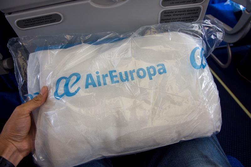 エア・ヨーロッパ|サンパウロ→マドリード