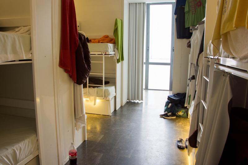 バルセロナの安宿「Urbany Hostel BCN GO!」