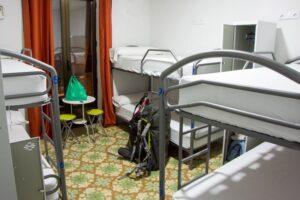 グラナダの安宿「Cathedral Rooms and Houses」