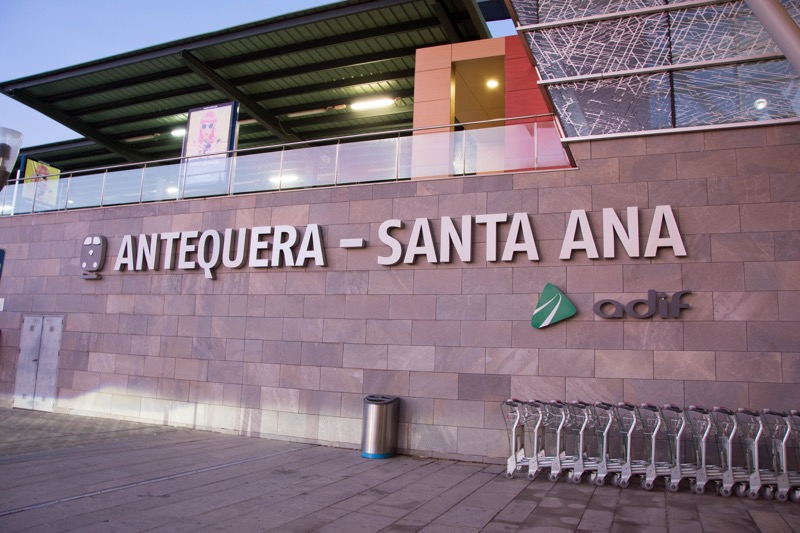 スペインのルート|グラナダ→アルヘシラス