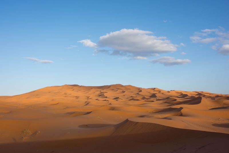モロッコのサハラ砂漠ツアー