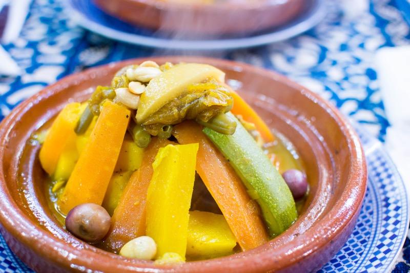 モロッコのタジン鍋