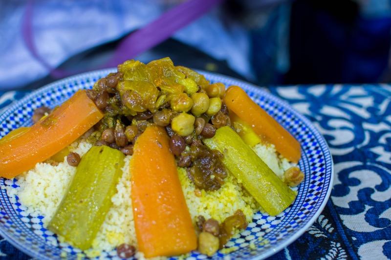 モロッコのクスクス