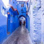 意外と青くない!青い街シャウエンで人気の写真スポットとオススメ安宿を紹介。